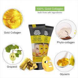 מסכת זהב קולגן לעור2