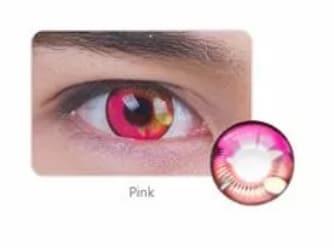 עדשות משוגעות לפורים- Pink Violet
